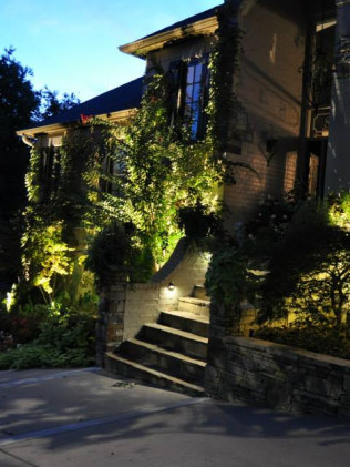 tulsa, ok landscape and exterior lighting upgrades