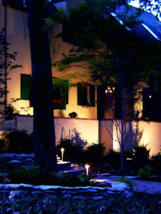 tulsa, ok landscape lighting installation